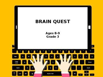 Brain Quest Grade 3 game PPT-2