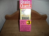 Brain Quest Third Grade ISBN 0-7611-3764-5   (2 decks)