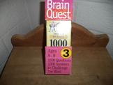 Brain Quest Third Grade ISBN 0-7611-3764-5   (2 decks)
