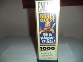 Brain Quest English ISBN 1-56305-882-0  (2 decks)