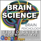 Brain Science: Psychology of the Brain Video and Video Guide