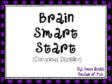 Brain Smart Start Power Point Visuals (Conscious Discipline)