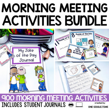 Brain Stretch Set (Question of the Day, Joke of the Day, Fact of the Day Bundle)