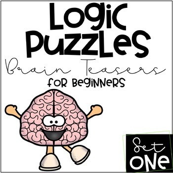 "Logical Reasoning Set 1 ""Brain Teaser"" Puzzles"