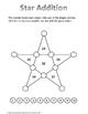 Math Brain Teaser: Star Addition