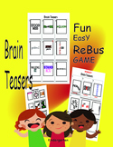 Brain Teasers Rebus Puzzles Games