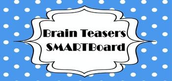 Brain Teasers SMARTBoard