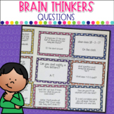 Brain Teasers- Thinking and Listening Questions