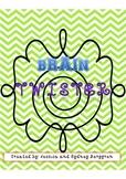 Brain Twister {Critical Thinking Activity}