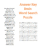 Brain Word Search Puzzle and Brain Challenge Word Search P