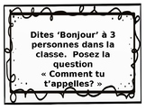 Brain breaks for the French classroom