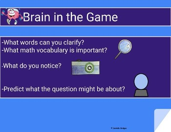 Brain in the Game w/Data Analysis- Digital & Printable Version