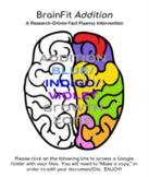 BrainFit Fact Fluency Intervention: BLUE/INDIGO/VIOLET Growth zone (ADDITION)