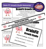 Growth Mindset Resources/Decoratives For Remedial Interven