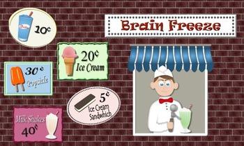 BrainFreeze: Principal Parts of Irregular Verbs