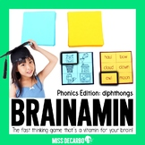 Brainamin Phonics Diphthongs