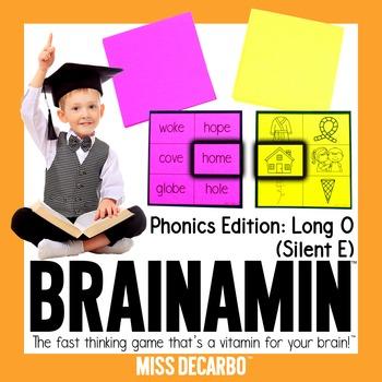 Brainamin™ Phonics Edition: Long Vowel O (Silent E)