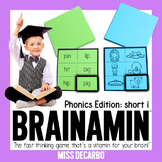 Brainamin Phonics Short I