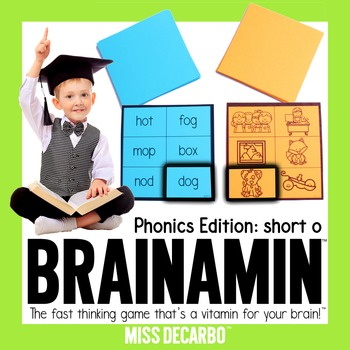 Brainamin™ Phonics Edition: Short O