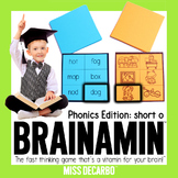 Brainamin Phonics Short O