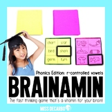 Brainamin Phonics R-Controlled Vowels