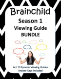 Brainchild Season 1 BUNDLE - All 13 Episodes - NEW!