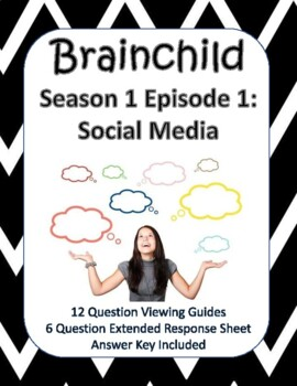 Brainchild - Season 1, Episode 1 - Social Media - NEW!
