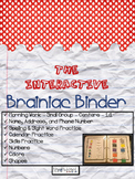 Brainiac Binder