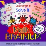 3rd Grade Math Games Bundle {Place Value, Addition & Subtraction, Multiplication
