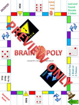 Brainopoly Trivia