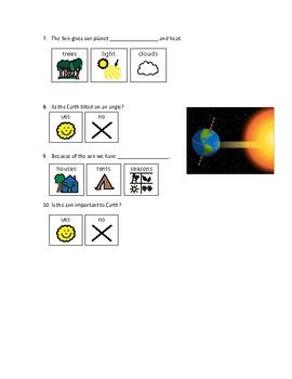 Brainpop Junior The Sun Questions