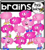 Brains (The Price of Teaching Clipart Set)