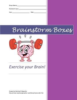 Brainstorm Boxes - Arson