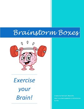 Brainstorm Boxes - Forensic Anthropology