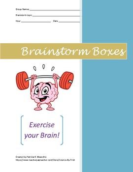 Brainstorm Boxes - The Excretory System