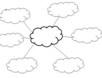 Brainstorm Bubble Web