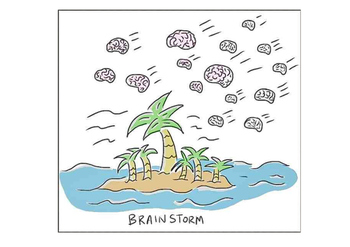 Brainstorm Poster