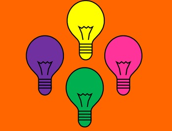 Brainstorm PowerPoint - Gather Ideas - Single words and short terms