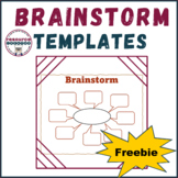 Brainstorm Templates printable and editable Free