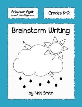 Brainstorm Writing