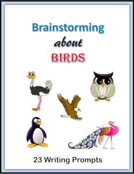 Brainstorming About Birds