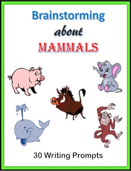 Brainstorming About Mammals