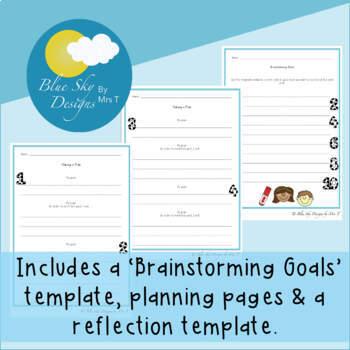 Brainstorming Goals