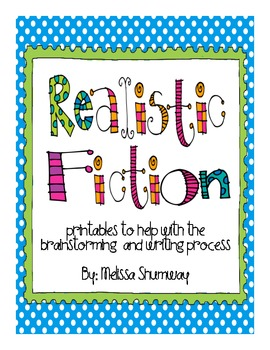 Brainstorming Realistic Fiction