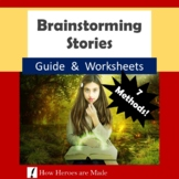 Brainstorming Stories 7 Methods - Creative Writing - Dista
