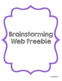 Brainstorming Web Freebie