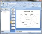 Brainstorming Wheel