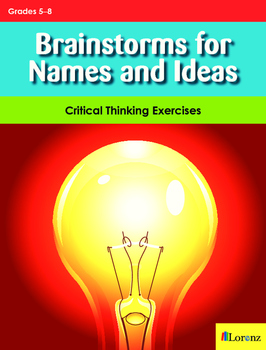 Brainstorms for Names and Ideas