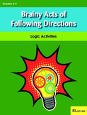 Brainy Acts of Following Directions