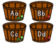 Basket of Beginning Sounds Apples Fall Sort Phonics Phonem